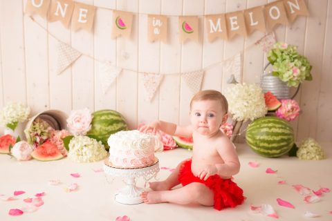One Year Old Professional Photography in RI and surrounding areas