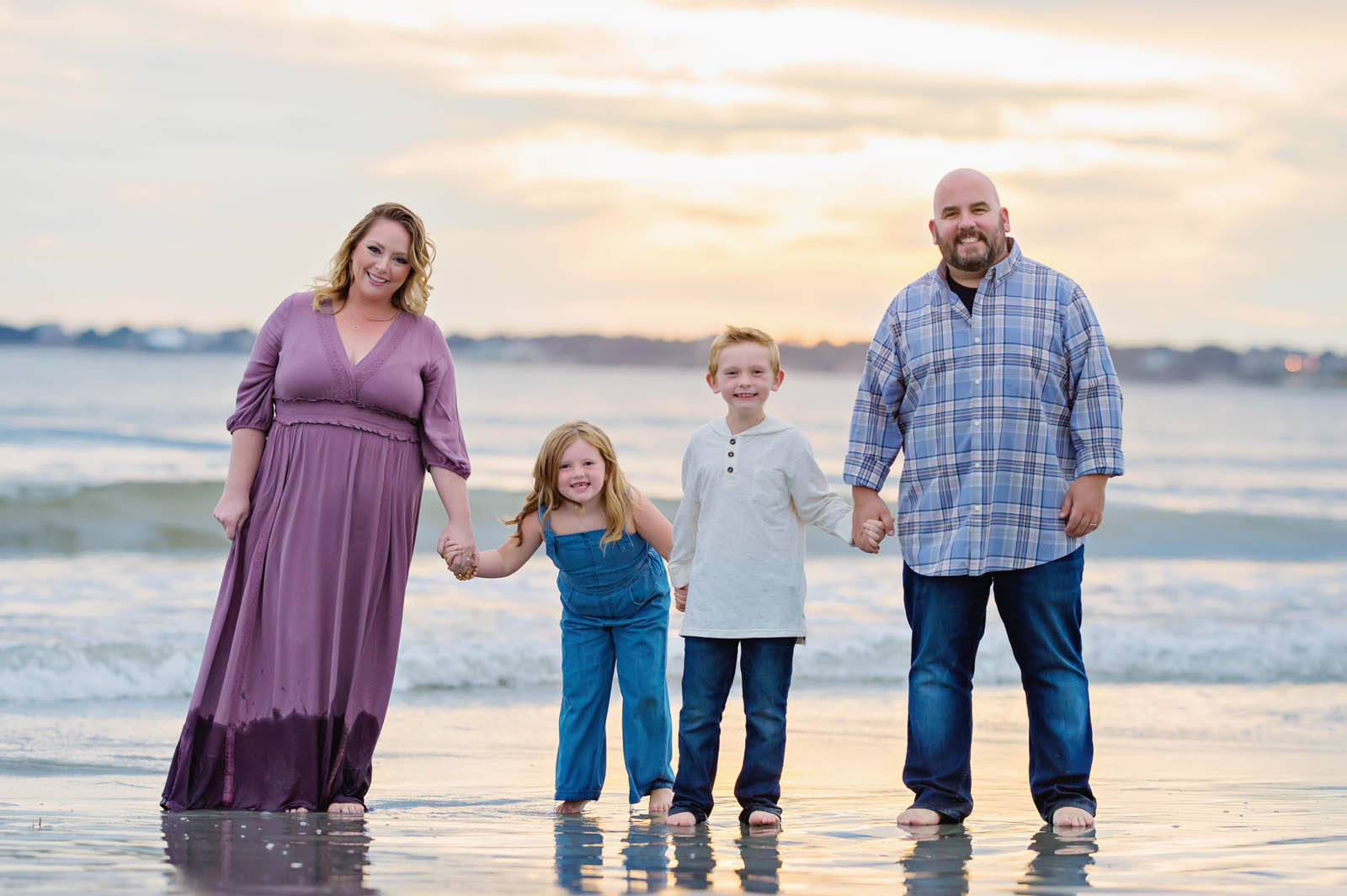 Katie McCarthy and Family