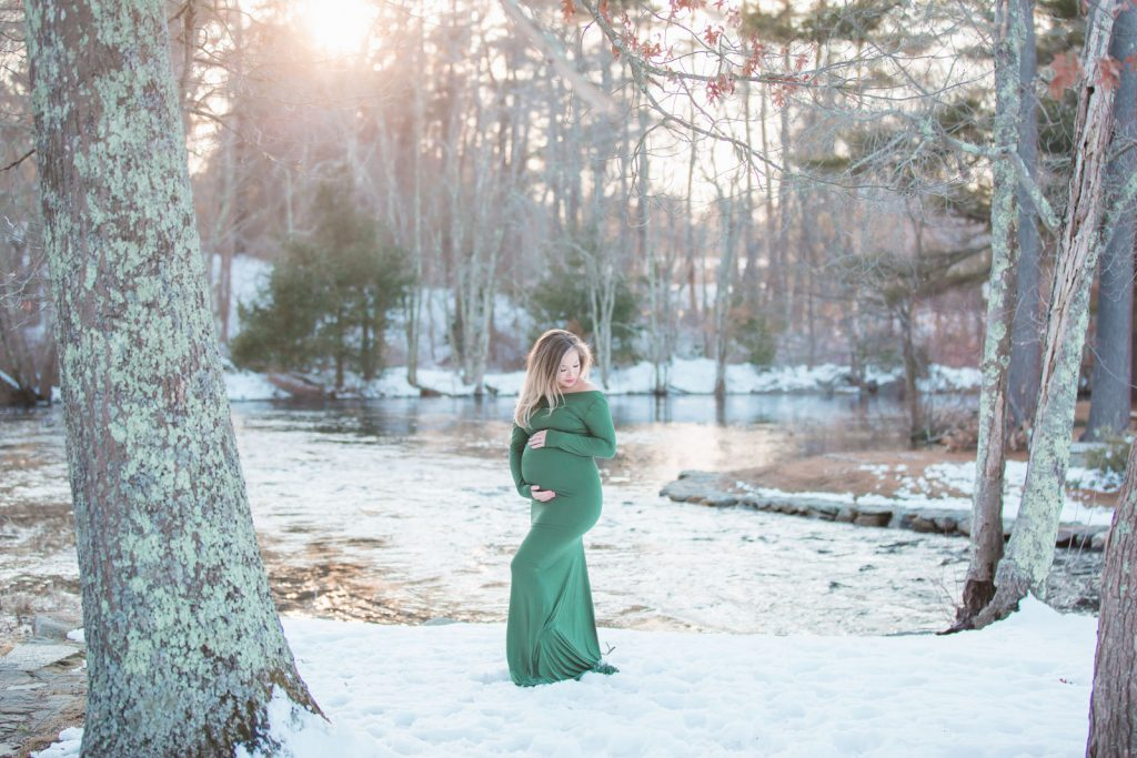 Professional MA Maternity Photoshoot