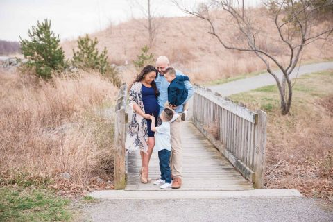 Professional Family Photography - Weymouth, MA